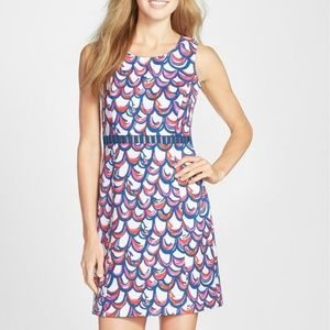 Iggy Cut-Out Shift Dress